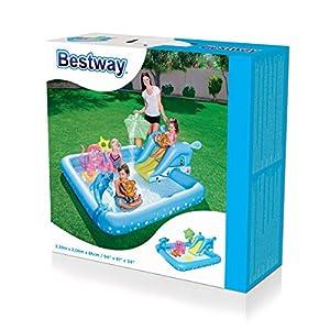 Bestway 53052 - Play Center Acquario Fantastico con Spruzzi