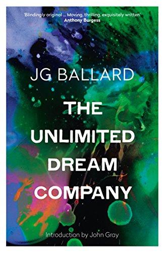 The Unlimited Dream Company (Paladin Books) (English Edition)