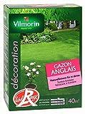 Vilmorin 4472453 Gazon Anglais Boîte de 1 kg
