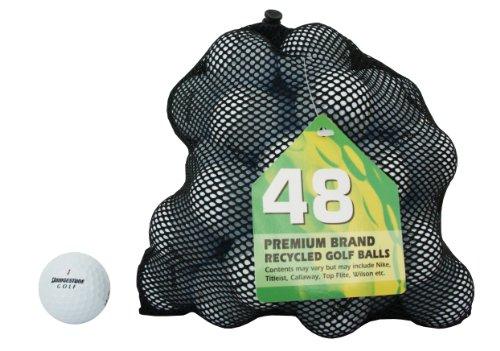 Second Chance Bridgestone 48 Balles de golf de...