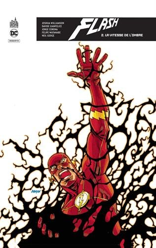 Flash rebirth, Tome 2 : La vitesse de l'ombre