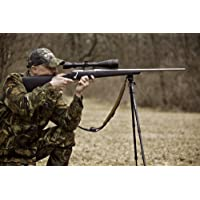 Vanguard Equalizer 3QS Bipod Gun Rest 35.7 to 94.5 cm Black