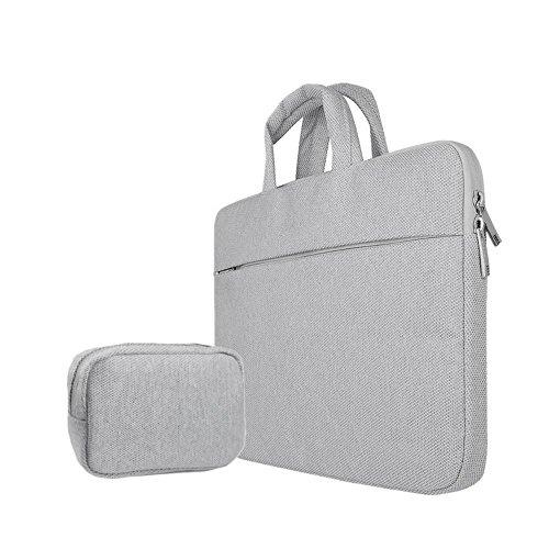 Olydmsky Handtasche Notebook einzelne Schultertasche Laptoptasche 12/13/14/15 Zoll