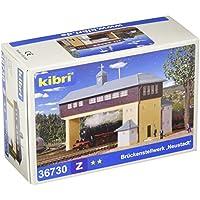 Kibri - Estación ferroviaria de modelismo ferroviario Z escala 1:220 (36730)