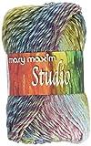 Mary Maxim Studio Yarn-Gesso, colori pastello