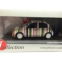 Générique 1:43 Car Nissan March Stripe 20091:43 J DIECAST Collectible ...