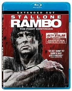 Rambo [Blu-ray] [Import anglais]
