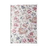 Moolo Romantische amerikanische Land-Art-Druck-Wolldecke für Wohnzimmer-Schlafzimmer-Moderne Wolldecke-Einfach zu säubern, Rutschfest (größe : 120 * 180)