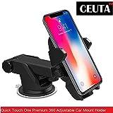 #8: Ceuta Retails, Car Mobile Holder for Dashboard (Black)