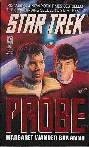 Cover of Probe (Star Trek)