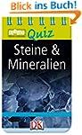 memo Quiz. Steine & Mineralien