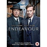 Endeavour Series 1-4