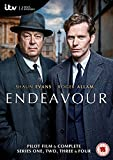 Endeavour Series 1-4 [9 DVDs] [UK-Import]
