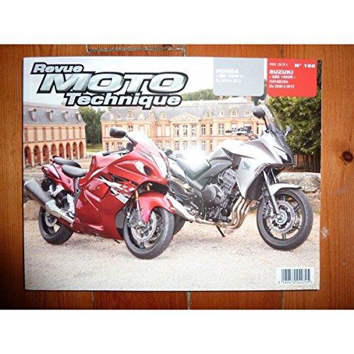 Ré-édition - CBF1000F hayabusa Revue Technique moto Honda Suzuki Etat - Bon Etat