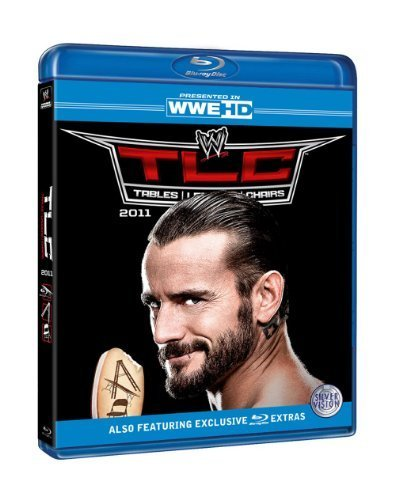 WWE - TLC 2011 (Tables, Ladders & Chairs 2011) [Blu-ray]