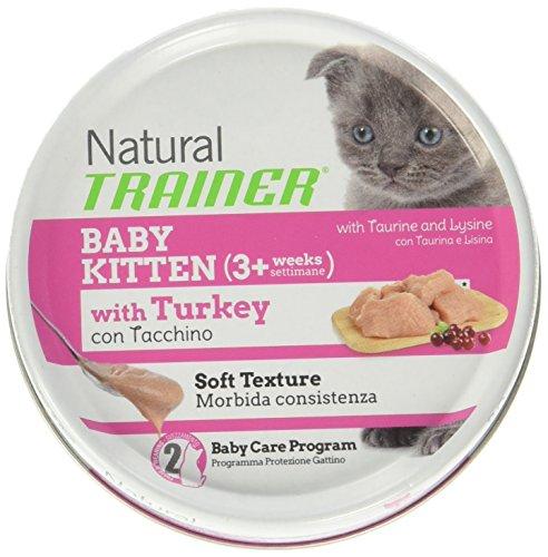 TR. Natural Gatto Baby Kitten Tacchino Gr 80