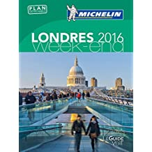 Guide Vert Week-End Londres 2016 Michelin