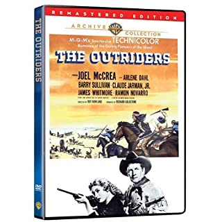 The Outriders [Remaster] by Joel Mccrea