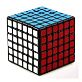 JIAAE 6X6 Rubik'S Cube Competencia Profesional Smooth Rubik Kids Early Education Puzzle Toy