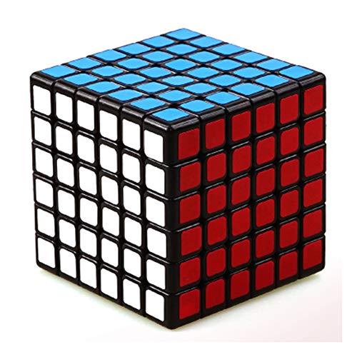 JIAAE 6X6 Rubik'S Cube Competencia Profesional Smooth