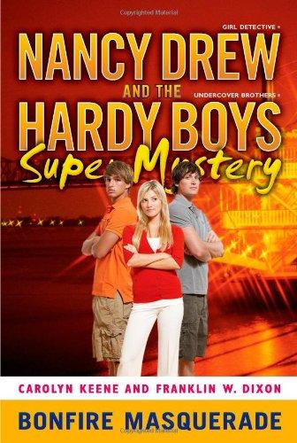 Bonfire Masquerade (Nancy Drew/Hardy Boys, Band 5) - Drew Hardy Boys Nancy