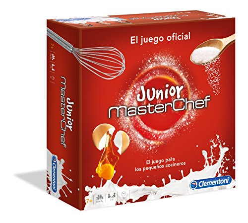 Clementoni - Master Chef, juego junior (550999)