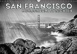 SAN FRANCISCO Monochrome Ansichten (Wandkalender 2019 DIN A3 quer): Klassische Highlights (Monatskalender, 14 Seiten ) (CALVENDO Orte)