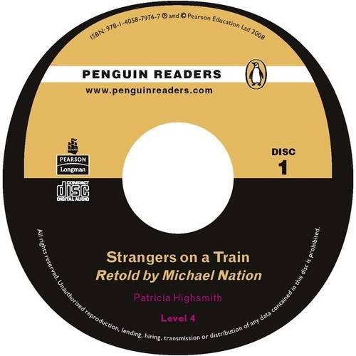 PLPR4:Strangers on a Train CD for Pack (Penguin Readers (Graded Readers))