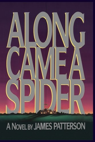 Book cover for Along Came a Spider