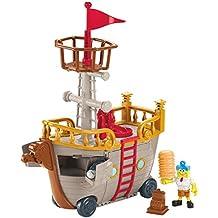 Fisher Price CDM02 - Il Vascello Degli Hamburger di SpongeBob