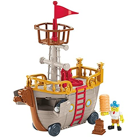 Mattel - Playsets Bob Esponja Mid