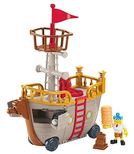 Mattel Playsets Bob Esponja Mid