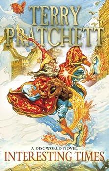 Interesting Times: (Discworld Novel 17) (Discworld series) by [Pratchett, Terry]
