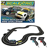 Best Scalextrics - Scalextric 1:32 Scale Mini Challenge Race Set Review