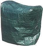 Schutzhülle Grill 80 x 45 x 80 cm Abdeckung (Grün)