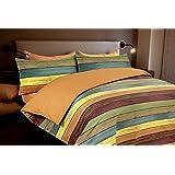 Funda nórdica estampada Rayas PARKET (Para cama de 150x190/200 (Nórdico de 240))