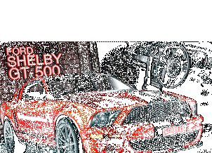 ford-mustang-3d-poster-shelby-gt-500-3-d-lentikula