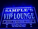 Namen Personalisierte Custom VIP Lounge Best Friends Only Bar Beer Led Neon Light Sign