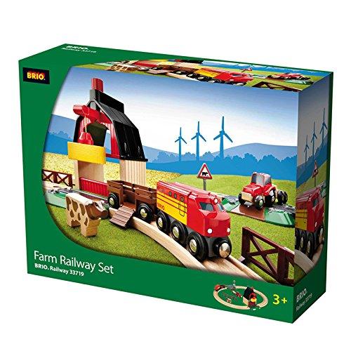 Brio 33719 - Set Ferrovia della Fattoria
