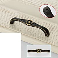 Simple,European Style,Antique Carved Handle/Solid,Copper Handle/American,Classical,Wardrobe Handle/Door Of The Door,Drawer,Metal Handle-U