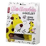 """NEU Wollowbies Häkelset """"Gisela Giraffe"""""""