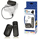 Ex-Pro wireless-ranger câblée 2.4GHz 100m télécommande de contrôle pour appareils photo reflex numériques Canon [Voir description pour modèles]