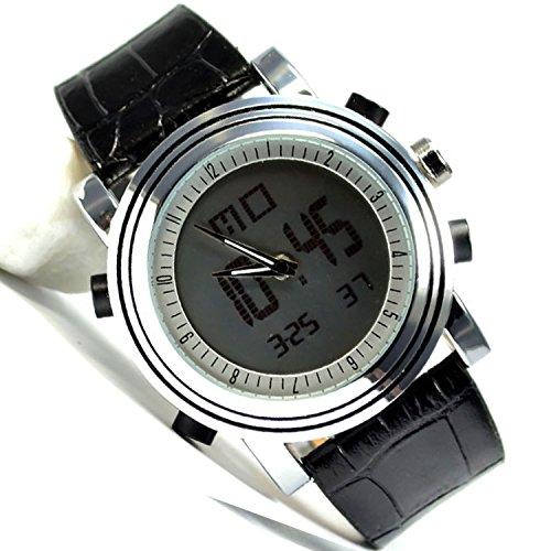 Animoo ao-247–Armbanduhr Herren, Lederband