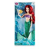 klassische Puppe Ariel, die kleine Meerjungfrau, offizielle 2016Disney Kollektion