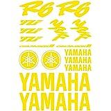 Adhesivo Stickers Yamaha R6Ref: moto-160
