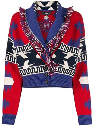 ALANUI Luxury Fashion Damen LWHB014F190010272588 Rot Jacke | Herbst Winter 19 15