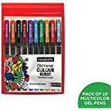 Classmate Octane Colour Burst - Count of 10 (assorted)