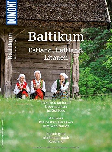 DuMont Bildatlas Baltikum: Estland, Lettland, Litauen