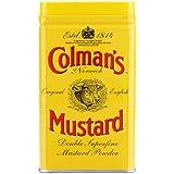 Colmans ursprüngliche englische Senf Doppelsuperfine Pulver 113g