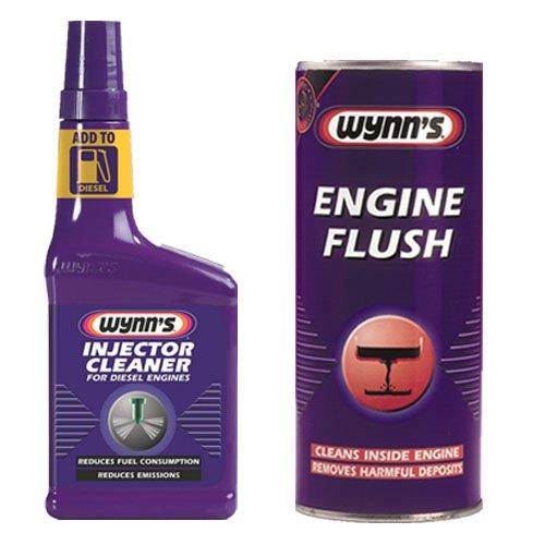 wynns-engine-flush-425ml-diesel-injector-cleaner-325ml